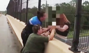 Deputies Save Suicidal 17-Year-Old After Talking for an Hour as She Hung From Overpass