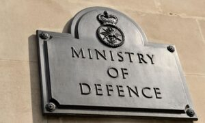 Classified UK Defence Documents 'Found by Member of Public at Bus Stop'