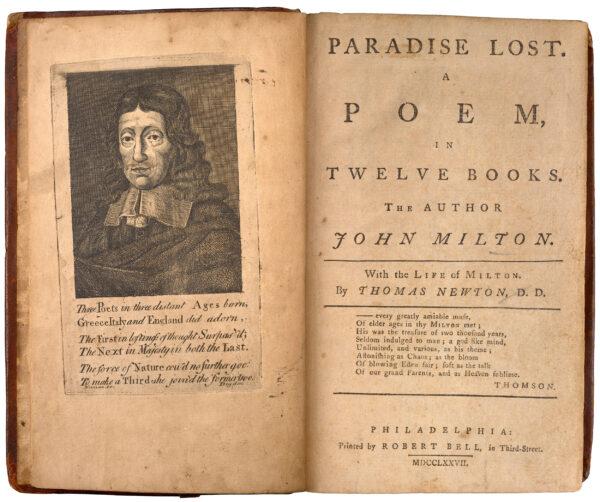 milton_paradise lost
