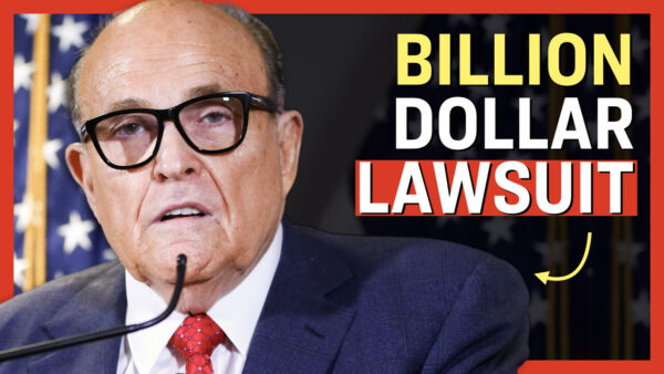NY Supreme Court Suspends Giuliani's Law License; Dominion's $3 Billion Lawsuits Against Trump Allies