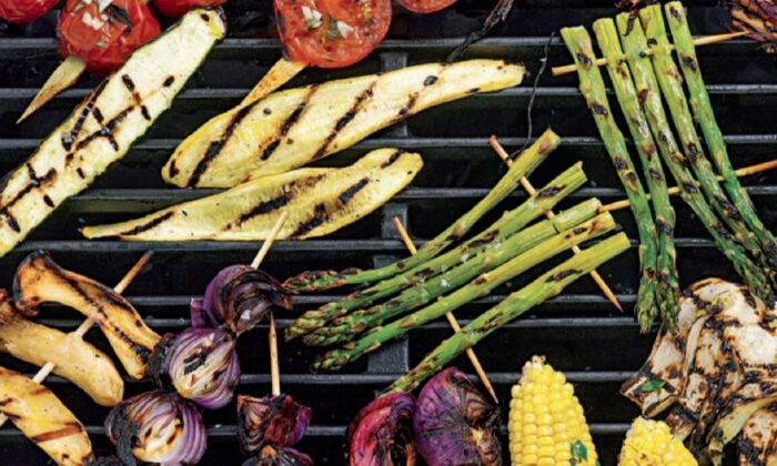 Grilling vegetables caramelizes their natural plant sugars, giving them a supernatural sweetness, while gently infusing the vegetables with the flavor of wood smoke. (Steven Randazzo)