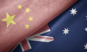 Australia At The Front of New Battle Ground With China: Treasurer Warns