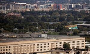 Pentagon on Lockdown After Gunshots Fired Near Metro
