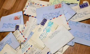 38 Wartime Love Letters Found in Box Bought at Auction Returned to Late Veteran's Family