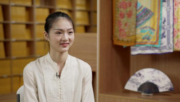Shen Yun principal dancer Evangeline Zhu