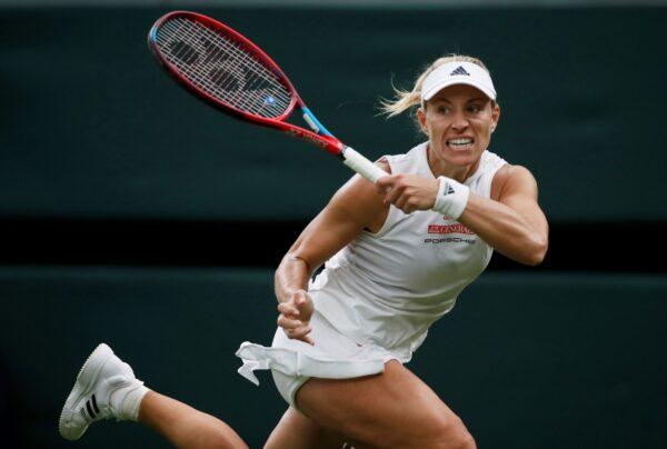 Angelique Kerber Tennis Wimbledon