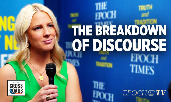 Lyndsay Keith: Civil Discourse Is Being Canceled   Crossroads (The Epoch Times)