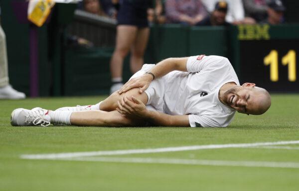 Mannarino's Knee Injury