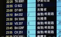 Hong Kong Activates 'Circuit Breaker' for UK Passenger Flights Starting July 1