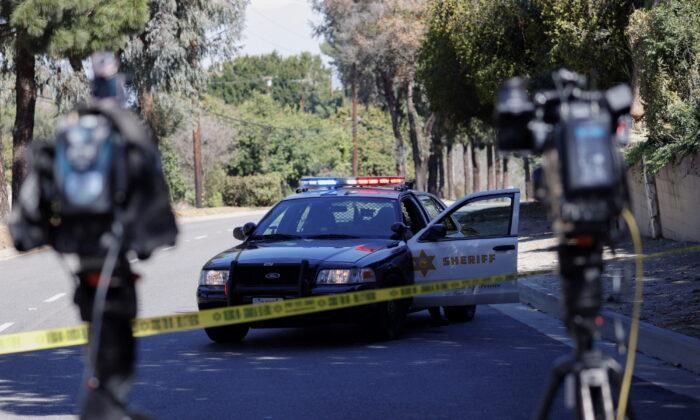 Police car. (Mario Anzuoni/File Photo via Reuters)