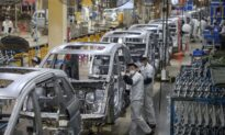 China's Auto Industry Stagnates Due to Chip Shortage