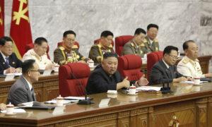 Kim Berates North Korean Officials for 'Crucial' Virus Lapse