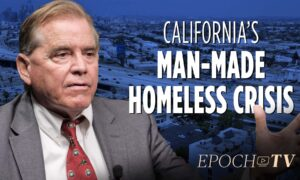 Why Housing the Homeless Is Failing in California   Andy Bales