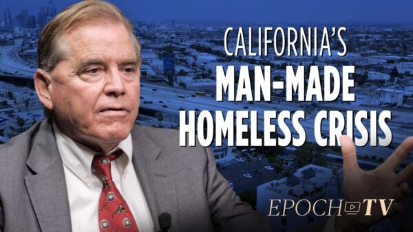 Why Housing the Homeless Is Failing in California | Andy Bales