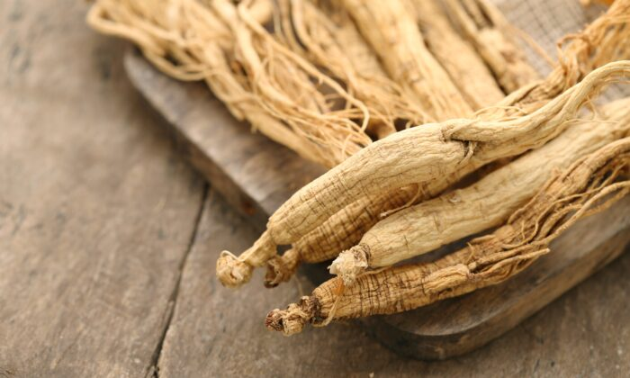 Growing scientific evidence shows ginseng is neuroprotective, cardioprotective, liver protective, and can treat some serious diseases. (tarapong srichaiyos/Shutterstock)
