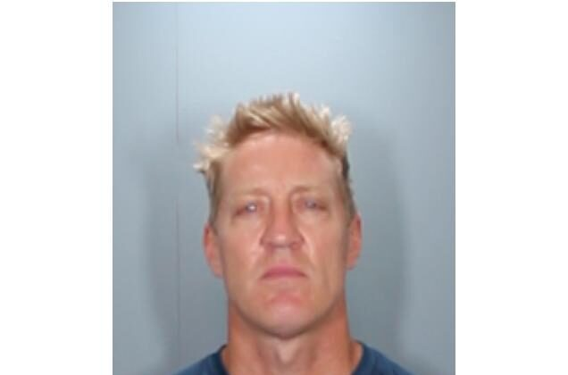 Paul Alden Miller, 56, of San Clemente was arrested and faces charged in connection with three alleged sexual assaults at a Mission Viejo, Calif. hospital. (Courtesy of the Orange County Sheriff's Department)