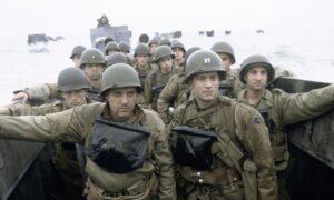 Popcorn and Inspiration: 'Saving Private Ryan': A Story of Sacrifice and Patriotism