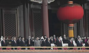 Xi Jinping Warns Foreign Powers Will Get Their 'Heads Bashed' If They Confront Beijing
