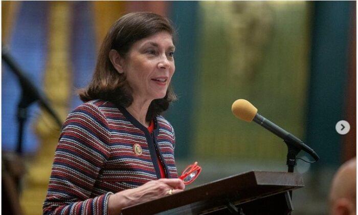 Pennsylvania Sen. Kristin Phillips-Hill sponsored the SB618 to Prohibit Vaccine Passports. (Courtesy of Kristin Phillips-Hill)