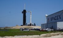 SpaceX Preps for Launch of 4 More Astronauts to Space Station