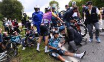 Tour de France Drops Lawsuit After Crash, Probe Still Ongoing