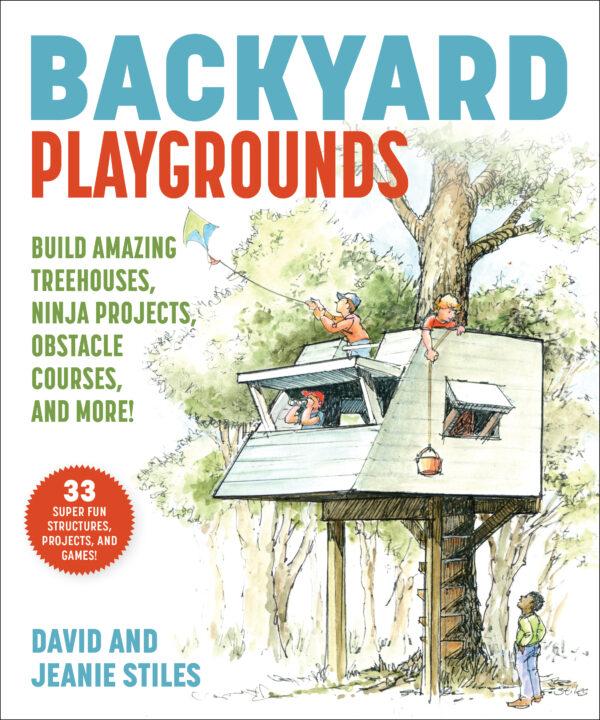backyard playgrounds book cover
