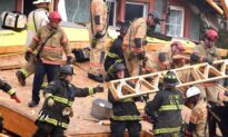 5 Injured After Building Under Construction Collapses in DC