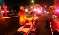 17 Hurt as Illegal Fireworks Cache Explodes in Los Angeles
