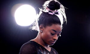 Simone Biles Opts Out of Floor Exercise Final at Olympics