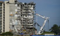Rescue Efforts Resume at Collapse Site; Demolition Planned