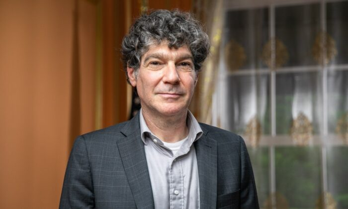 Bret Weinstein on The Epoch Times' American Thought Leaders set on June 30, 2021.