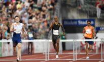 Norway's Warholm Breaks 400 Meters Hurdles World Record