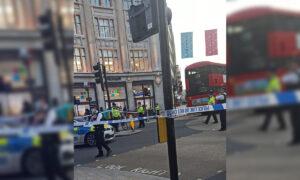 Police Investigate Fatal Stabbing in Central London