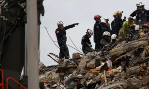Death Toll From Condo Collapse Rises to 22