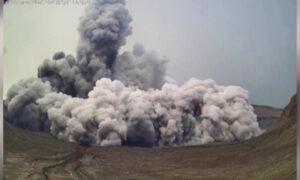 Mass Evacuation Underway as Philippines Raises Volcano Danger Level