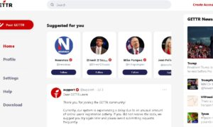 Social Media App GETTR Briefly Hacked on Launch Day: Former Trump Aide