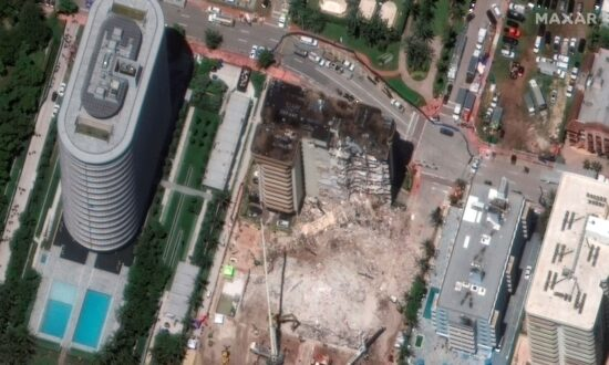 Official: Drilling Done, Demolition of Collapsed Condo Set