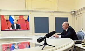Sino-Russia Conference Extends Treaties as Xi Kowtows to Putin for Better Relations
