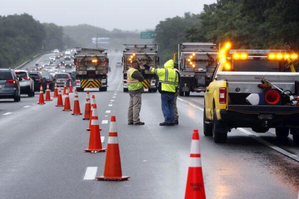 traffic-on-Interstate-95-mass