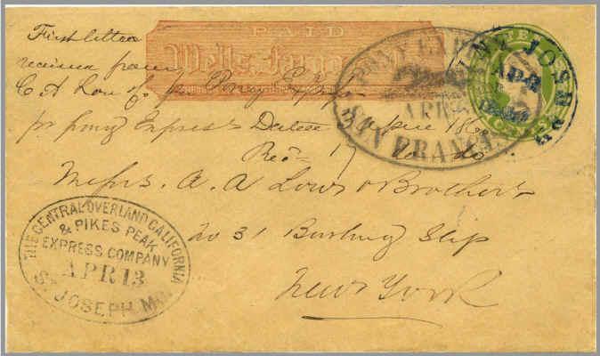 First_Eastbound_Pony_Express_Apr3_1860