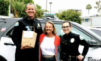 Police Appreciation Becomes Independence Day Tradition