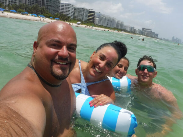 Aguero family