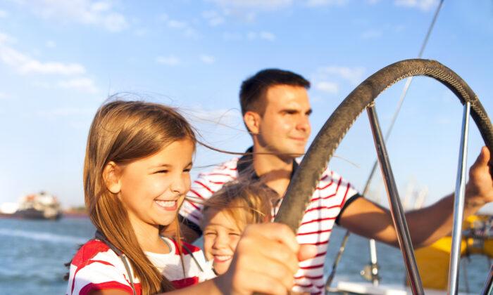 Take note of, and encourage, your children's interests. (Dasha Petrenko/Shutterstock)