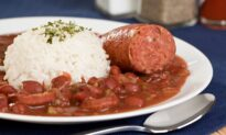 Frank Brigtsen's New Orleans Red Beans and Rice