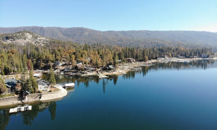 Bass Lake is one of many places to visit near California's Yosemite National Park. (Courtesy of Visit Yosemite-Madera)