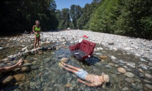 BC Heat Wave Caused by Natural Climate Variability, Not Global Warming: Extreme Weather Expert