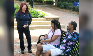 911 Operator Meets North Carolina Mom and Newborn She Helped Deliver Over the Phone
