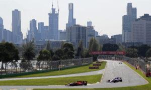 Australian Grand Prix Formula 1 Race Canceled in November
