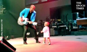 Adorable Baby Stole the Show