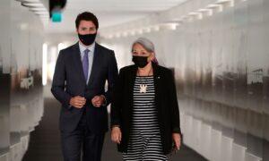 Inuk Leader Mary Simon Named Canada's Next GG